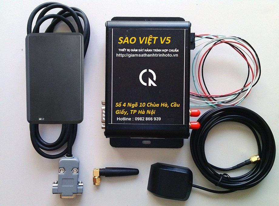 Thiết bị định vị hợp chuẩn V5