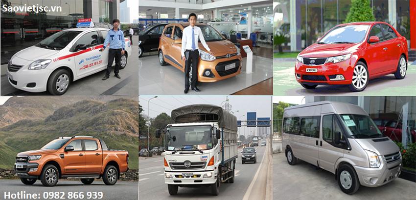 Thiết bị giám sát hành trình phù hợp với các loại xe