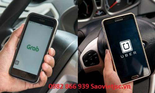 Dịch vụ đăng ký chạy uber grab giá rẻ