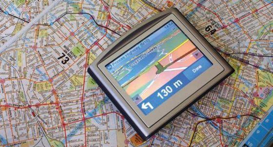 định vị GPS di động
