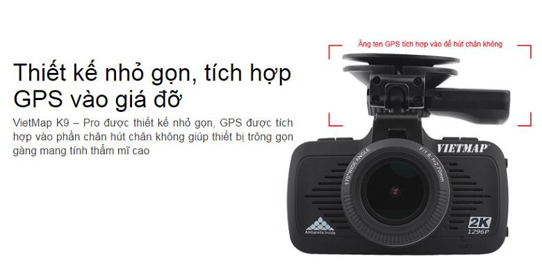 Hình ảnh camera hành trình k9 pro
