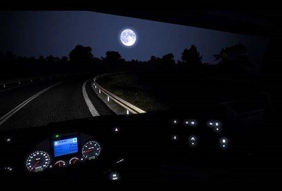 bóng ma trên xe ô to bị camera hành trình ô to phát hiện