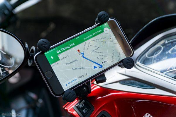 định vị gps điện thoại là một giải pháp hữu hiệu