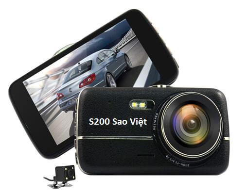 Camera hanh trinh hai mat s200