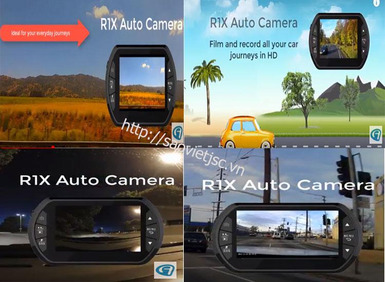 camera hành trình ô tô ghi hình rõ nét