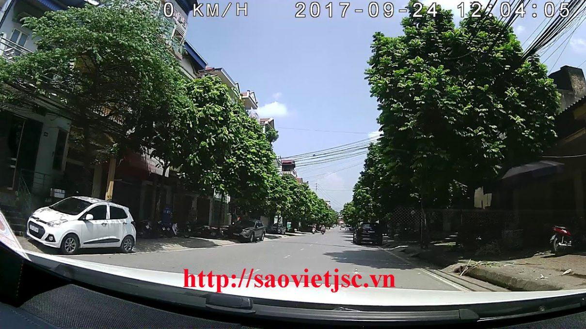 Cung cấpCamera hành trình ô tô ghi hình trước sau
