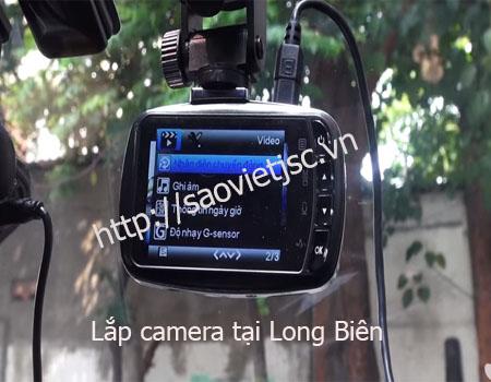 Lắp camera hành trình ô tô tại quận long biên