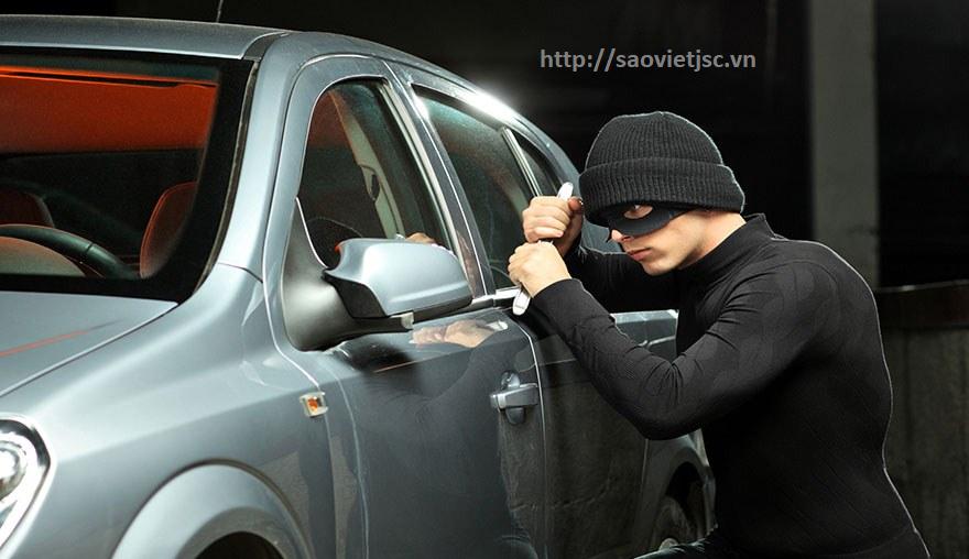 Chế độ trông xe giúp bảo vệ xe an toán