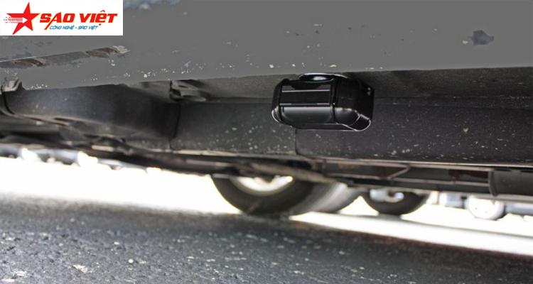 vị trí lắp đặt định vị ô tô