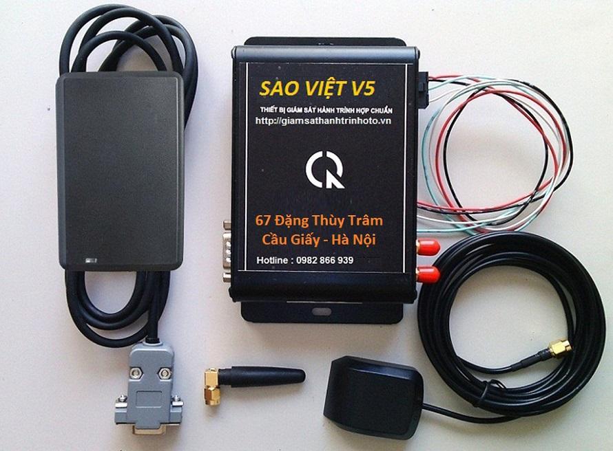 Lắp thiết bị định vị ô tô ở đâu tốt nhất - Sao Việt JSC
