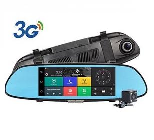 Camera hành trình gương C08 3G