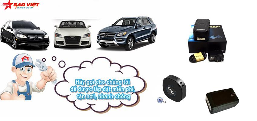 Mua định vị ô tô, xe máy chất lượng đảm bảo ở đâu?