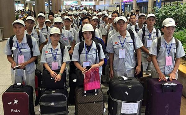 dua 105000 lao dong di lam viec o nuoc ngoaitrong nam 2017