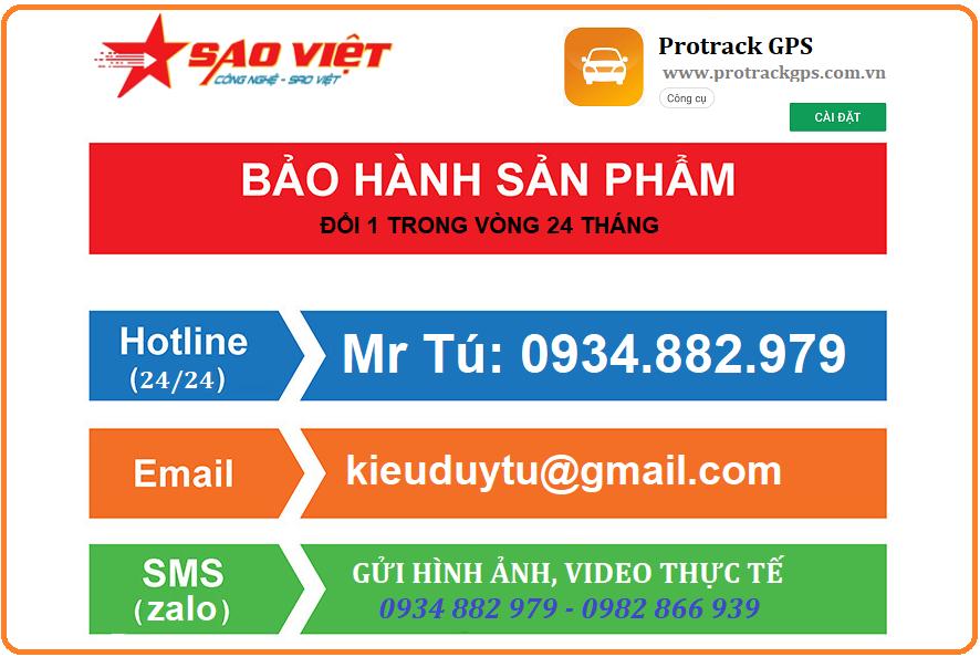 Liên hệ mua định vị xe máy ô tô Sao Việt