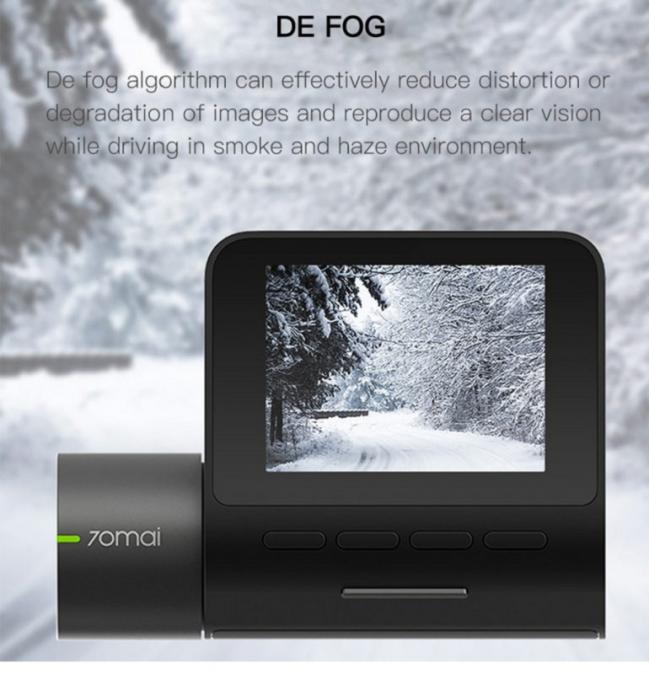 hiệu ứng sương Xiaomi mai 70 pro ghi hình cực nét ở điều kiện sương mù