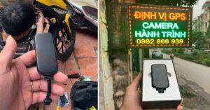 Thiết bị định vị xe máy tại Băc Ninh