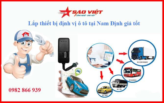 định vị ô tô tại Nam Định
