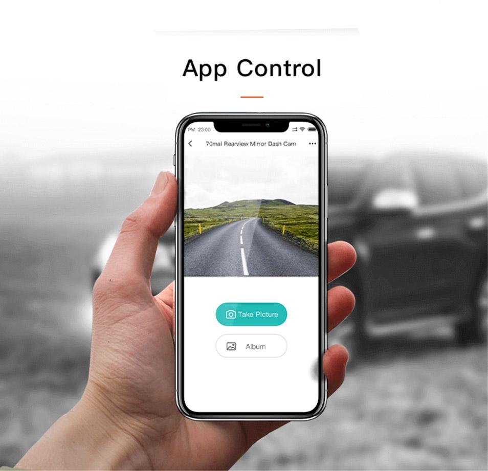 Quản lý dễ dàng qua App