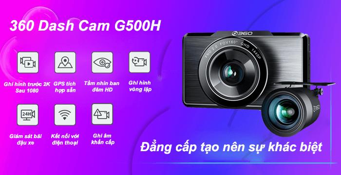 baner g500h