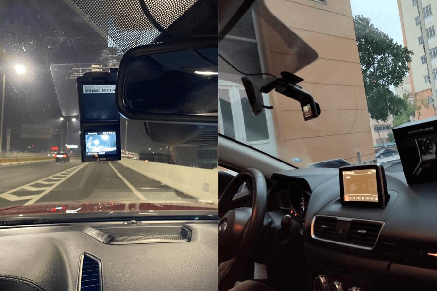 hình ảnh thực tế camera G300H-2
