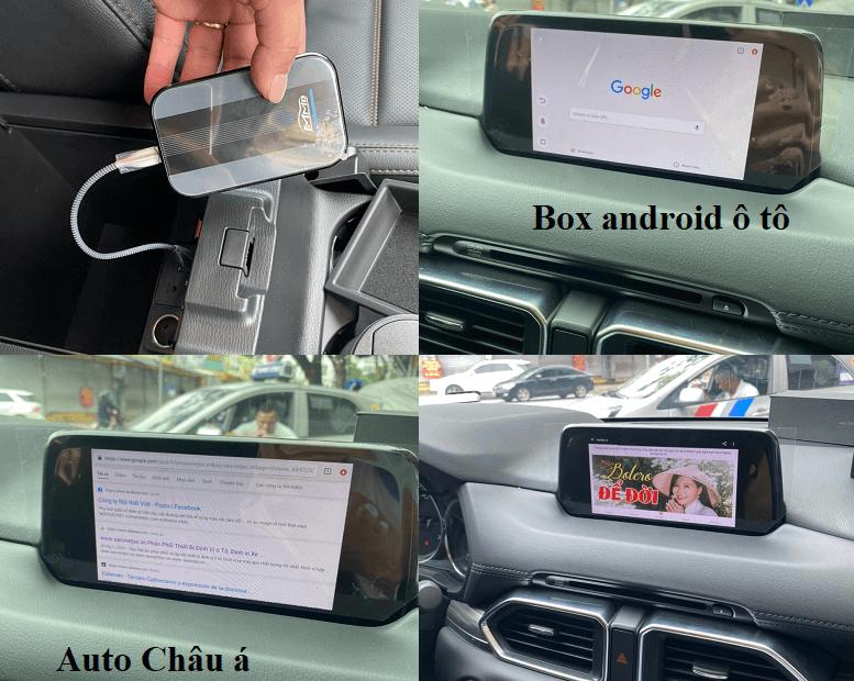box android ô tô