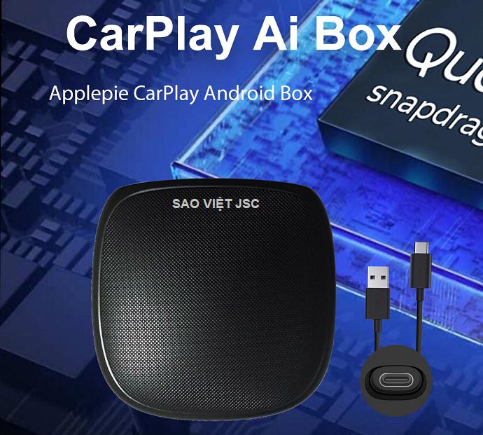 Android box cho xe ô tô