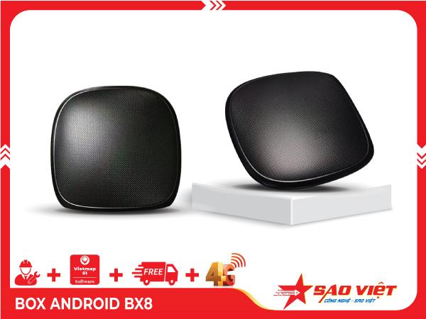 Bộ Android Box AI Cho xe Vinfast Lux A và Lux SA Tốt Nhất