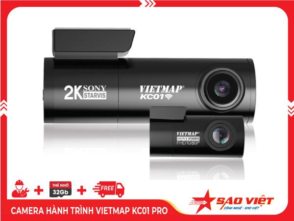 Camera hành trinhg Vietmap KC01