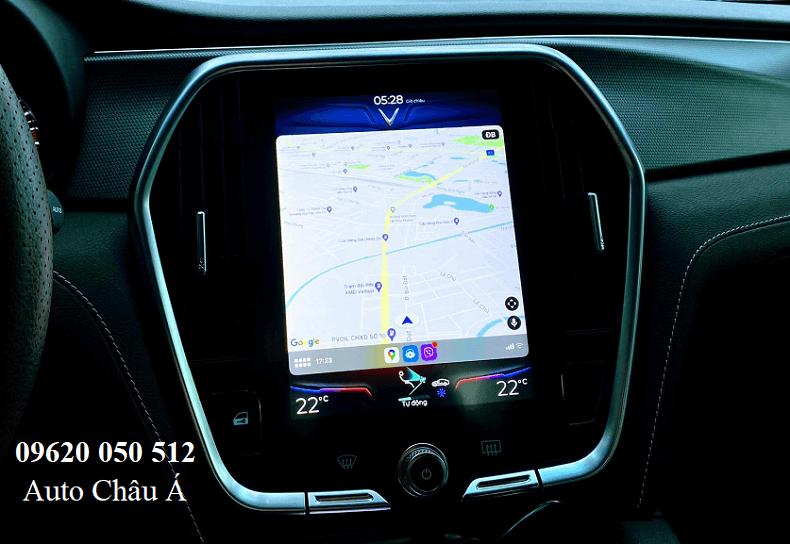 cài đặt Apple CarPlay cho Vinfast