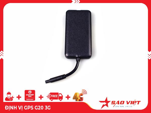 Thiết bị định vị GPS G20
