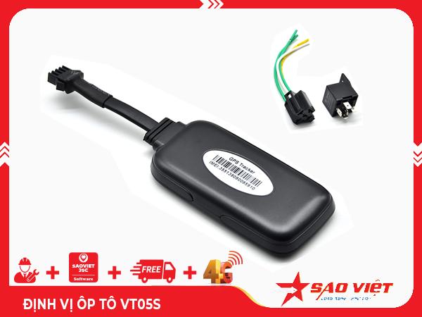thiết bị định vị ô tô VT05S