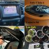 Nâng cấp phụ kiện xe Ford