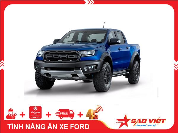 Kích hoạt tính năng ẩn xe Ford Rangher